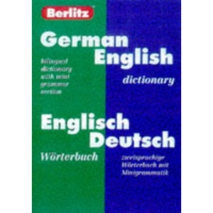 Berlitz German-English Pocket Dictionary (Bilingual Dictionaries)