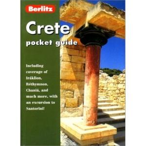 Crete (Berlitz Pocket Guides)