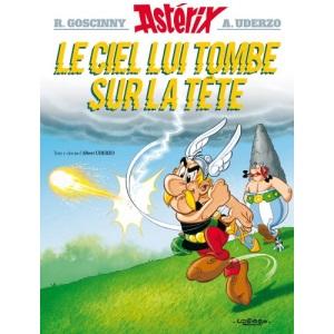 Le ciel lui tombe sur la tete (Asterix Graphic Novels)