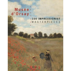 Musee d'Orsay: 100 Impressionist Masterpieces (Red Flag)