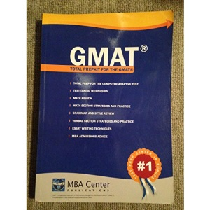 The Total Gmat Prepkit: 2000