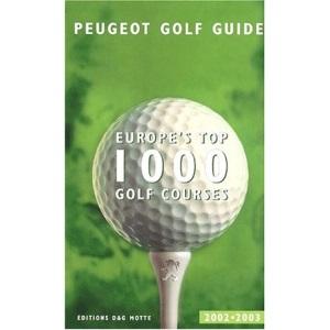 Peugeot Golf Guide: 2002/2003