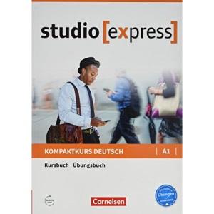Studio Express: Kurs- und  Ubungsbuch A1