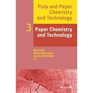 Pulp and Paper Chemistry and Technology: Paper Chemistry and Technology v. 3