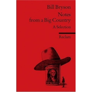 Notes from a Big Country: A Selection