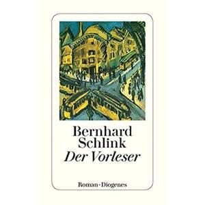 Der Vorleser: Roman (Diogenes Taschenbuch, 22953)