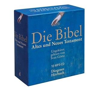Die Bibel. 10 MP3-CDs: Altes und Neues Testament