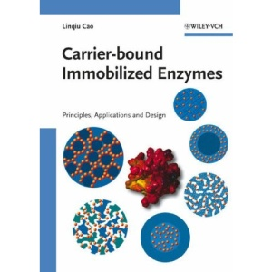 Carrier-bound Immobilized Enzymes: Principles, Application and Design