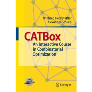 CATBox: An Interactive Course in Combinatorial Optimization: An Interactive Course on Discrete Mathematics