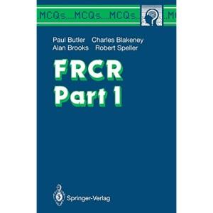 Frcr Part I (MCQ's...Brainscan)