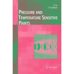 Pressure and Temperature Sensitive Paints (Experimental Fluid Mechanics)