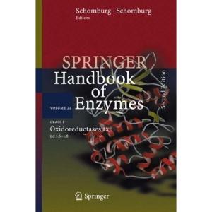 Class 1 Oxidoreductases IX: EC 1.6 - 1.8: v. 9 (Springer Handbook of Enzymes)
