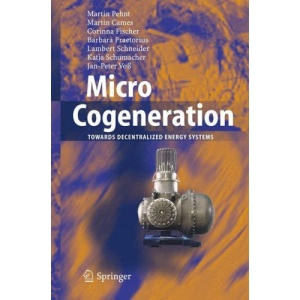Micro Cogeneration: Towards Decentralized Energy Systems