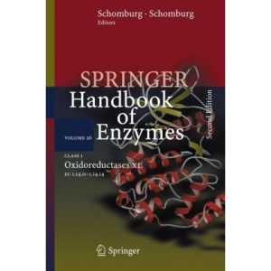 Class 1 Oxidoreductases XI: EC 1.14.11 - 1.14.14: v. 11 (Springer Handbook of Enzymes)
