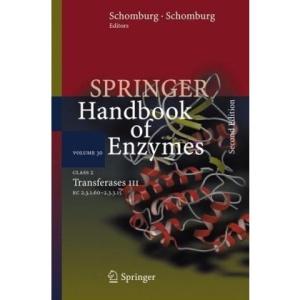 Class 2 Transferases III: EC 2.3.1.60 - 2.3.3.15: 30 (Springer Handbook of Enzymes)