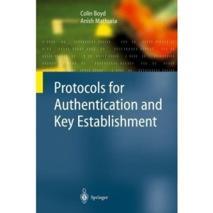Protocols for Authentication and Key Establishment (Information Security and Cryptography)