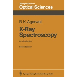X-Ray Spectroscopy: An Introduction (Springer Series In Optical Sciences): 15
