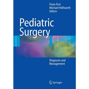 Pediatric Surgery: Diagnosis and Management