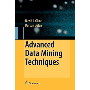 Advanced Data Mining Techniques