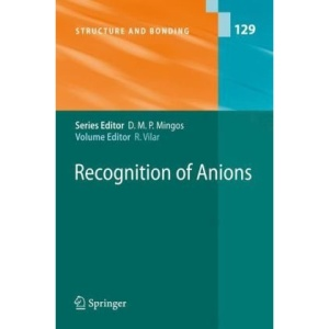 Recognition of Anions (Structure and Bonding)