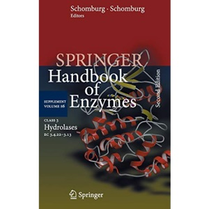Class 3 Hydrolases: EC 3.4.22-3.13: 6 (Springer Handbook of Enzymes)