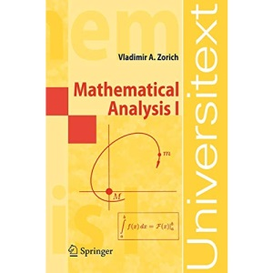 Mathematical Analysis I: v. 1 (Universitext)