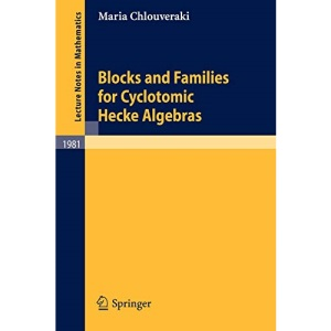 Blocks and Families for Cyclotomic Hecke Algebras (Lecture Notes in Mathematics)