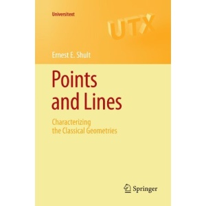 Points and Lines: Characterizing the Classical Geometries (Universitext)