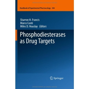 Phosphodiesterases as Drug Targets (Handbook of Experimental Pharmacology)