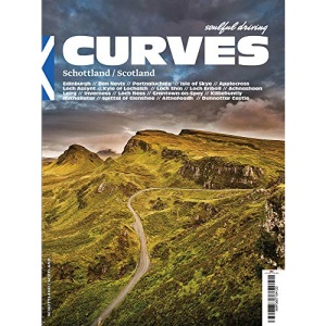 Curves Scotland: Number 8 (Curves series)