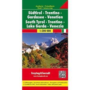 Italy: South Tirol - Trentino - Lake Garda - Venice