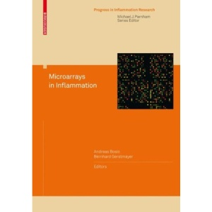 Microarrays in Inflammation (Progress in Inflammation Research)