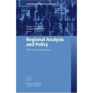 Regional Analysis and Policy: The Greek Experience (Contributions to Economics)