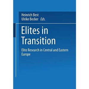 Elites in transition: Elite research in Central and Eastern Europe