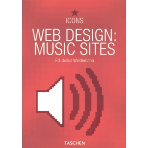 Web Design: Music Sites (Icons Series)