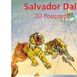 Dali (PostcardBooks)