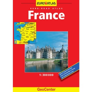 France GeoCenter Atlas (GeoCenter Atlases)