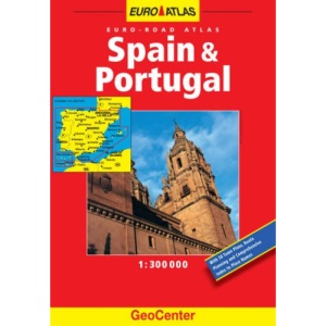 Spain and Portugal GeoCenter Atlas (GeoCenter Maps)