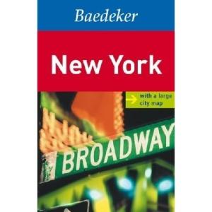 New York Baedeker Guide (Baedeker Guides)