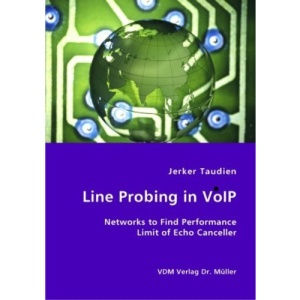 Line Probing in VoIP- Networks to Find Performance: Networks to Find Performance Limit of Echo Canceller