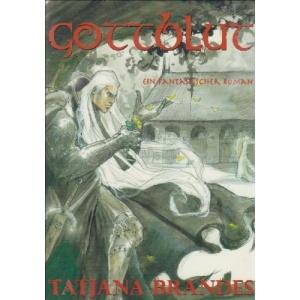 Gottblut: Ein fantastischer Roman