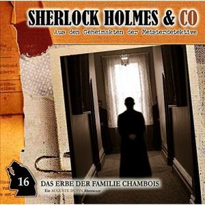 Das Erbe der Familie de Chambois-Vol.16