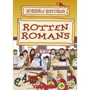 Horrible Histories: Rotten Romans [DVD]