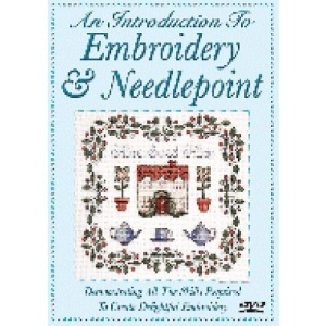 An Introduction To Embroidery & Needlepoint [DVD] [2007]