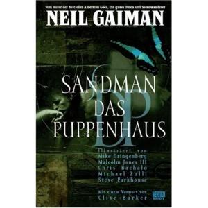 Sandman 02: Das Puppenhaus