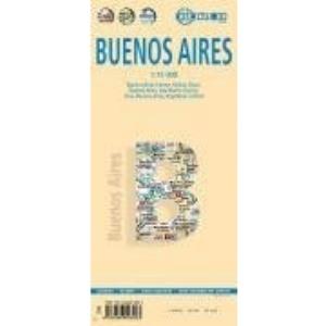 Buenos Aires: Buenos Aires Centro, Nunez, Boca, Isla Martin Garcia, Gran Buenos Aires, Argentina Central. Metro-Link Linas de Metrovias