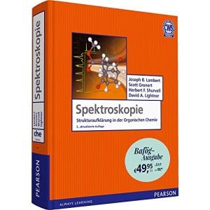 Spektroskopie - Bafög-Ausgabe
