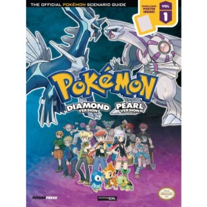 Pokemon Diamond & Pearl Official Strategy Guide