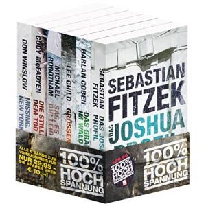 BILD am Sonntag Thriller 2020 / Bundle. 6 Bände. 100% HOCHSPANNUNG!: Das Joshua-Profil / Das Grab im Wald / Größenwahn / Sag, es tut mir leid / Die Stille vor dem Tod / Missing New York