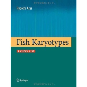 Fish Karyotypes: A Check List